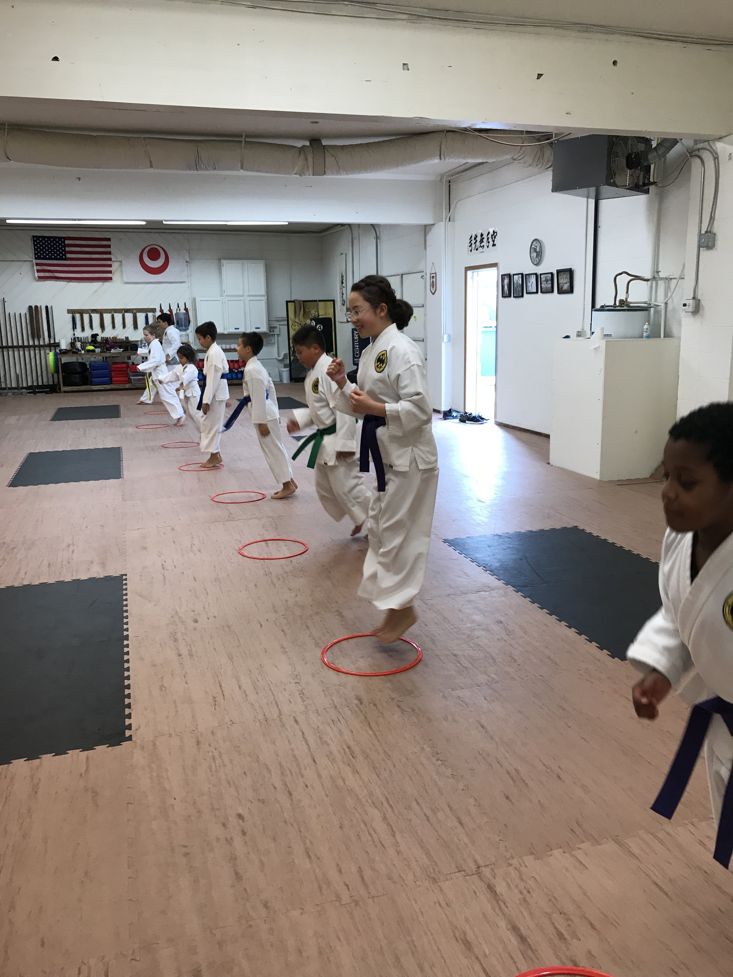 Too cool - They're just plain cool! Kids with learning and attention issues can often feel awkward or socially out of the loop. But lots of kids think martial arts are cool. It's hard not to feel special when you're wearing martial arts gear and breaking boards in half.