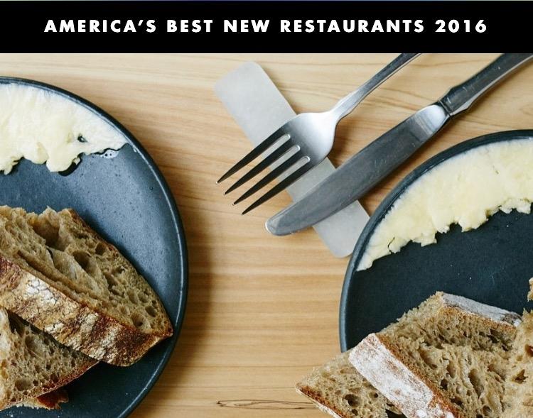BON APPÉTIT: America's Best New Restaurants