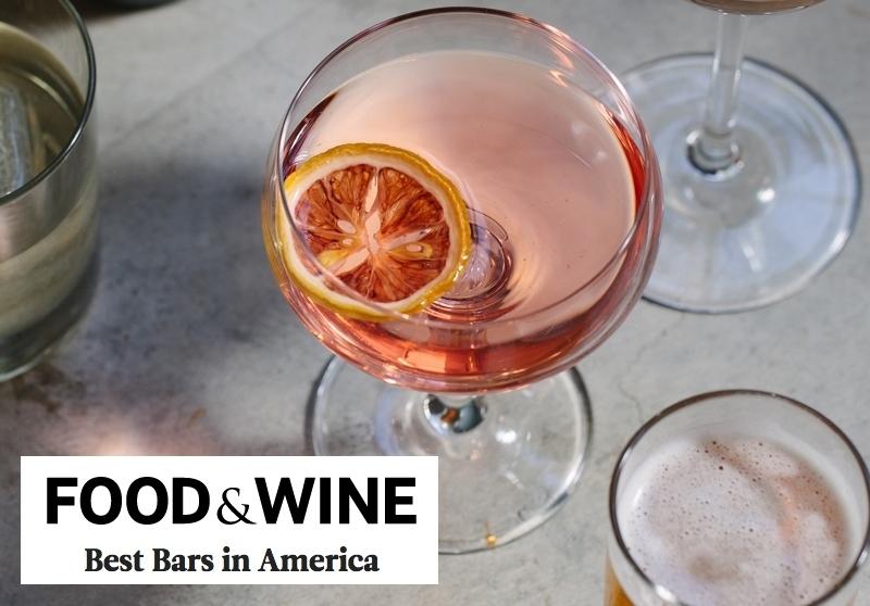 FOOD & WINE: Best Bars in America