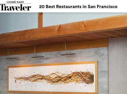 CN Traveler: 20 Best Restaurants in San Francisco