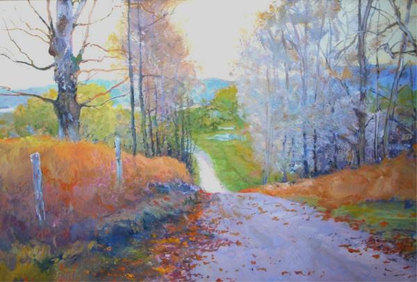 alpers road, autumn