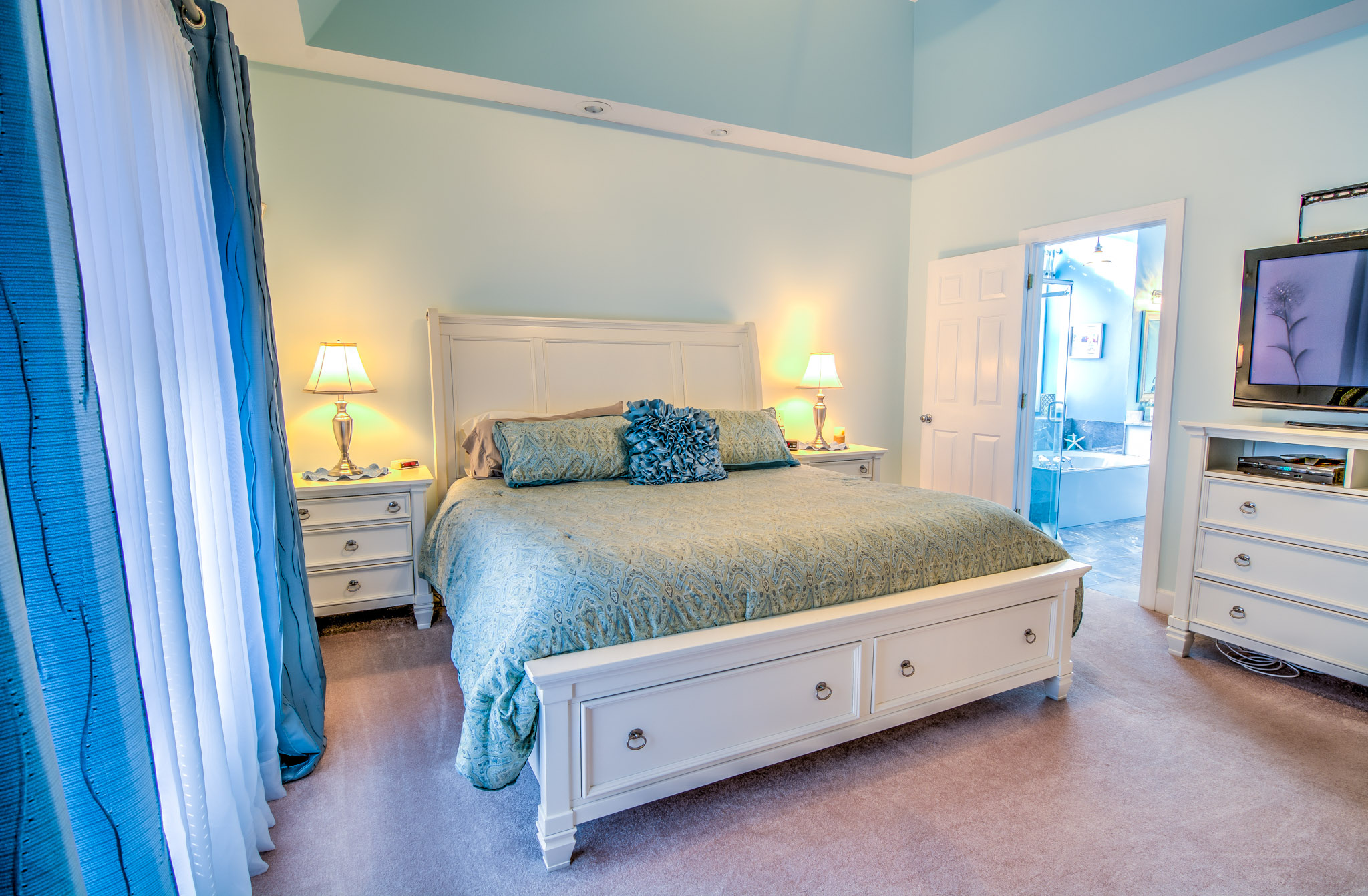 414 Hill Crest Dr Morehead City Bed Room