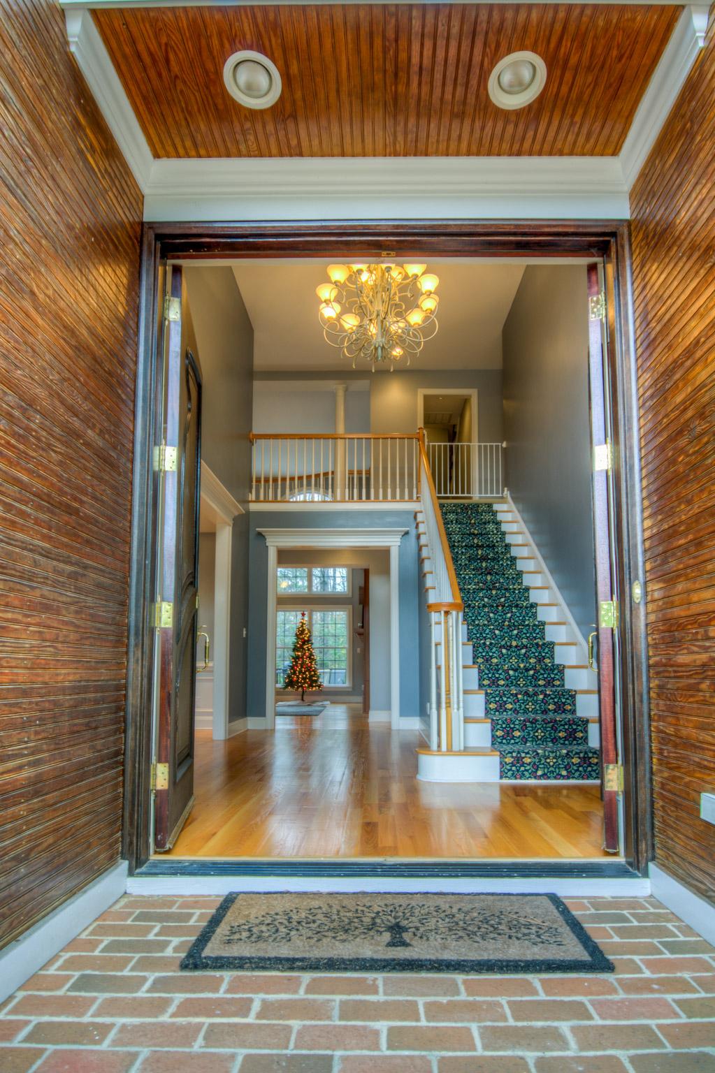 508 Vista Del Lago Raleigh Front Door