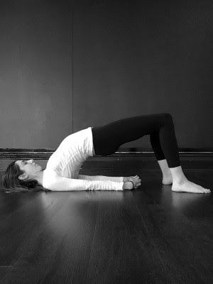 Setu Bandasana, Bridge Pose