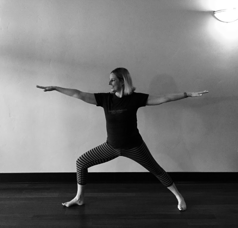 Warrior 2, Virabhadrasana B