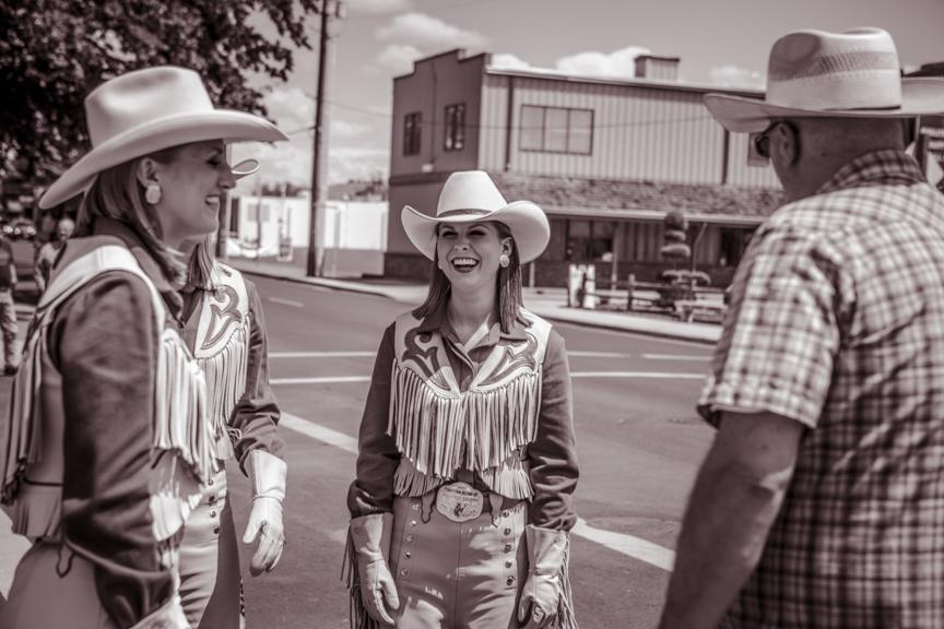 cowgirls Pendleton, OR