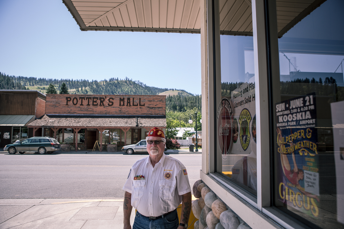 Bill, Veteran, Kooskia, Idaho