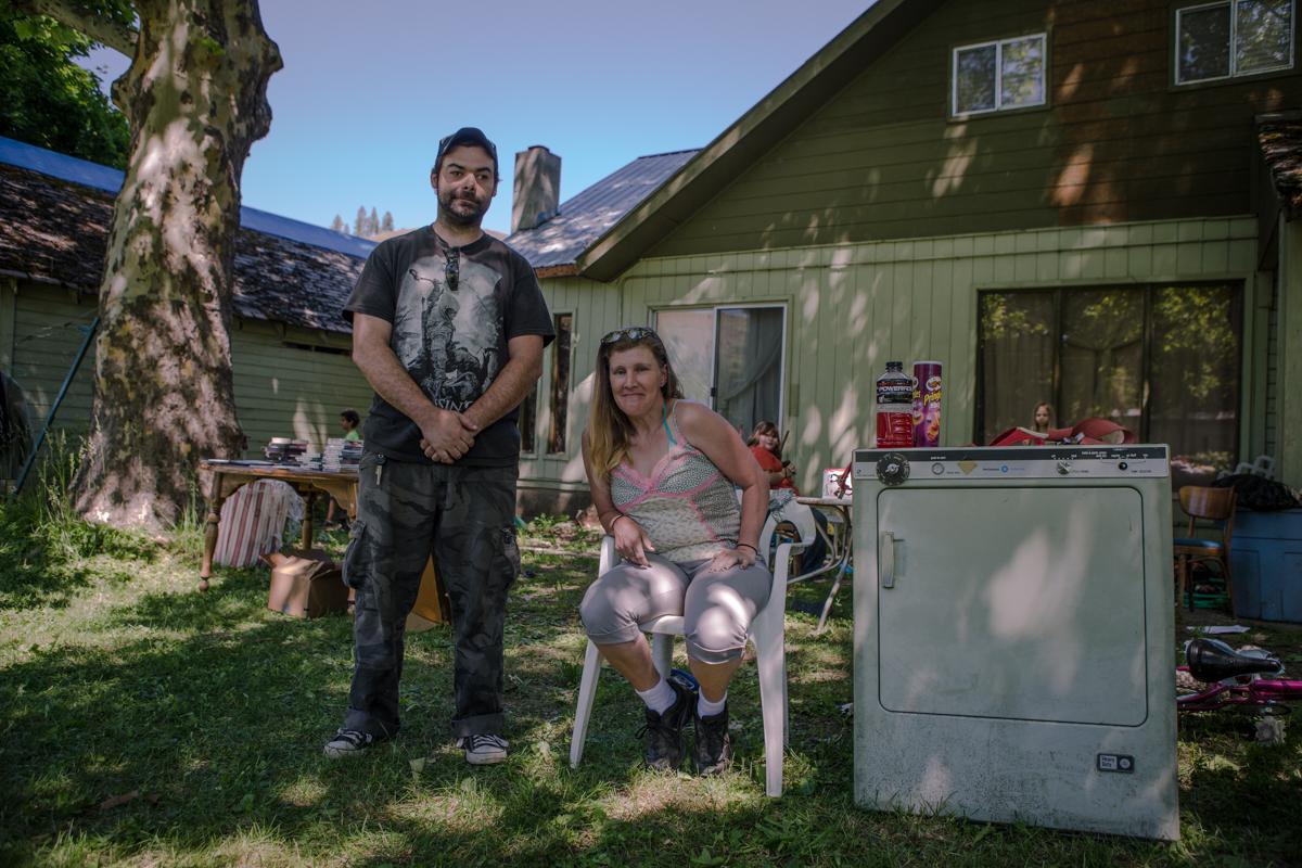 Jeremiah & Brandy Kooskia, Idaho