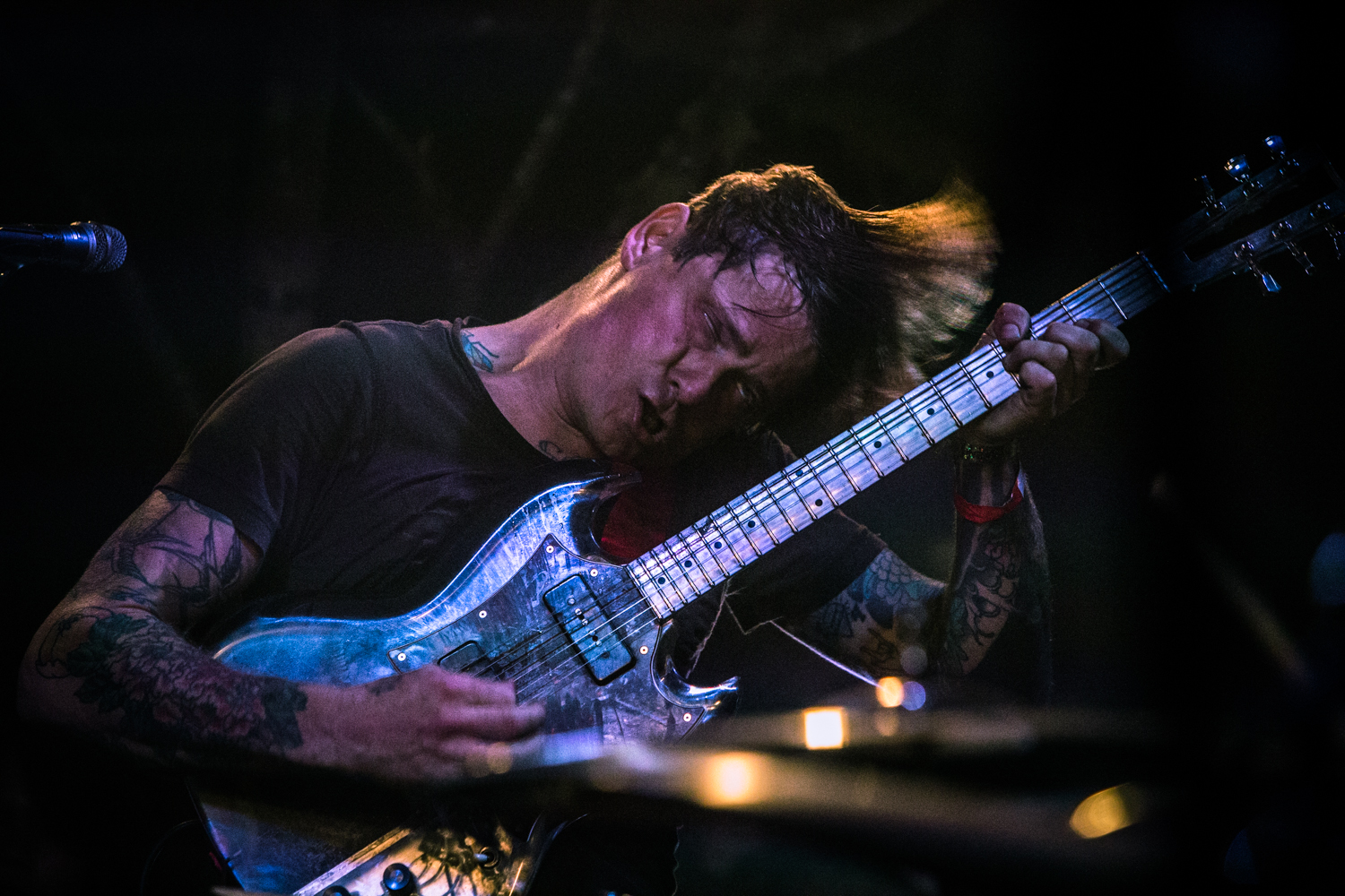 John Dwyer of Thee Oh Sees