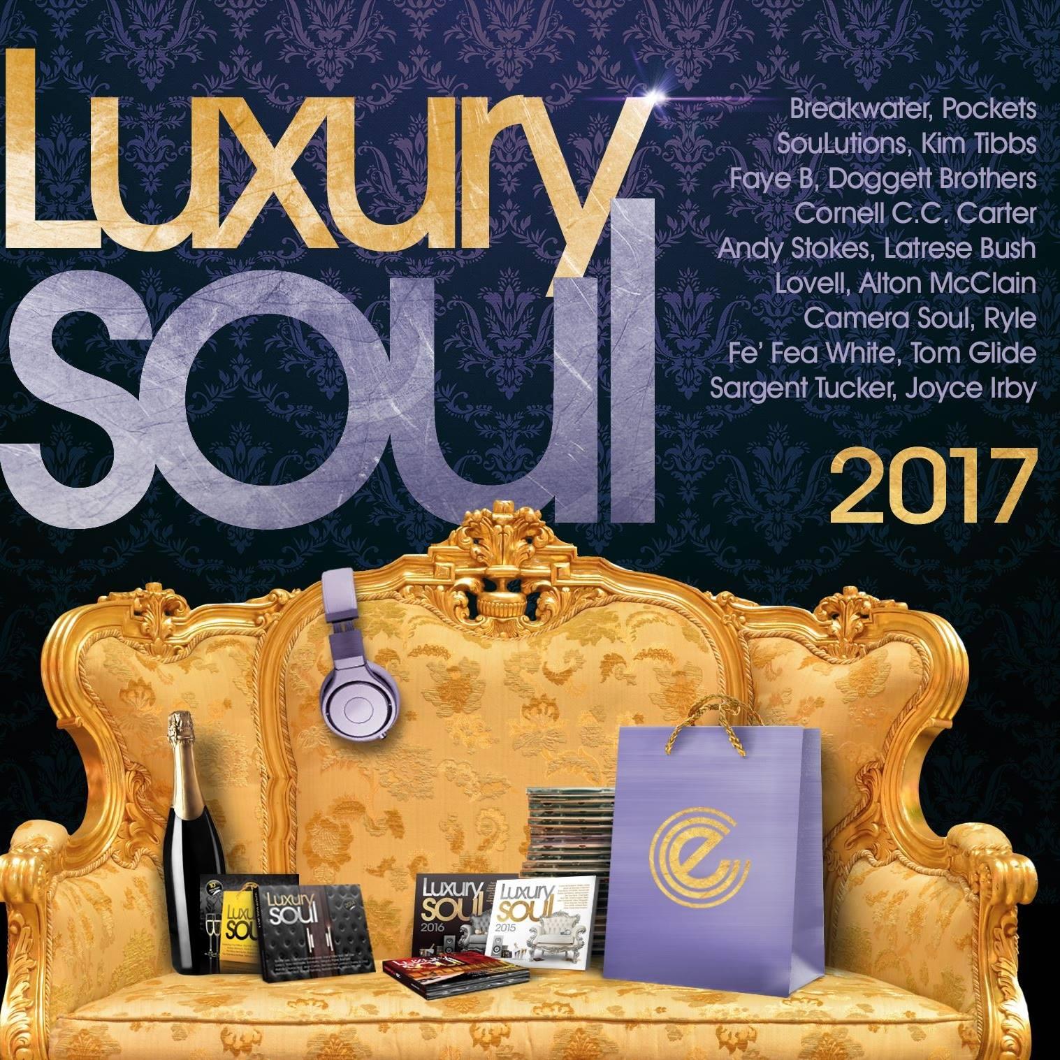 Luxury Soul Weekender 2017 Compilation