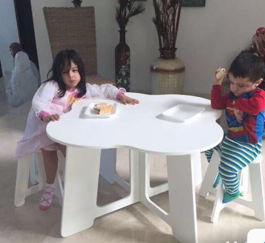 Kids Table + Stool - White.jpeg
