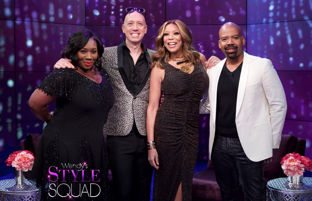 Wendy's Style Squad on @BET