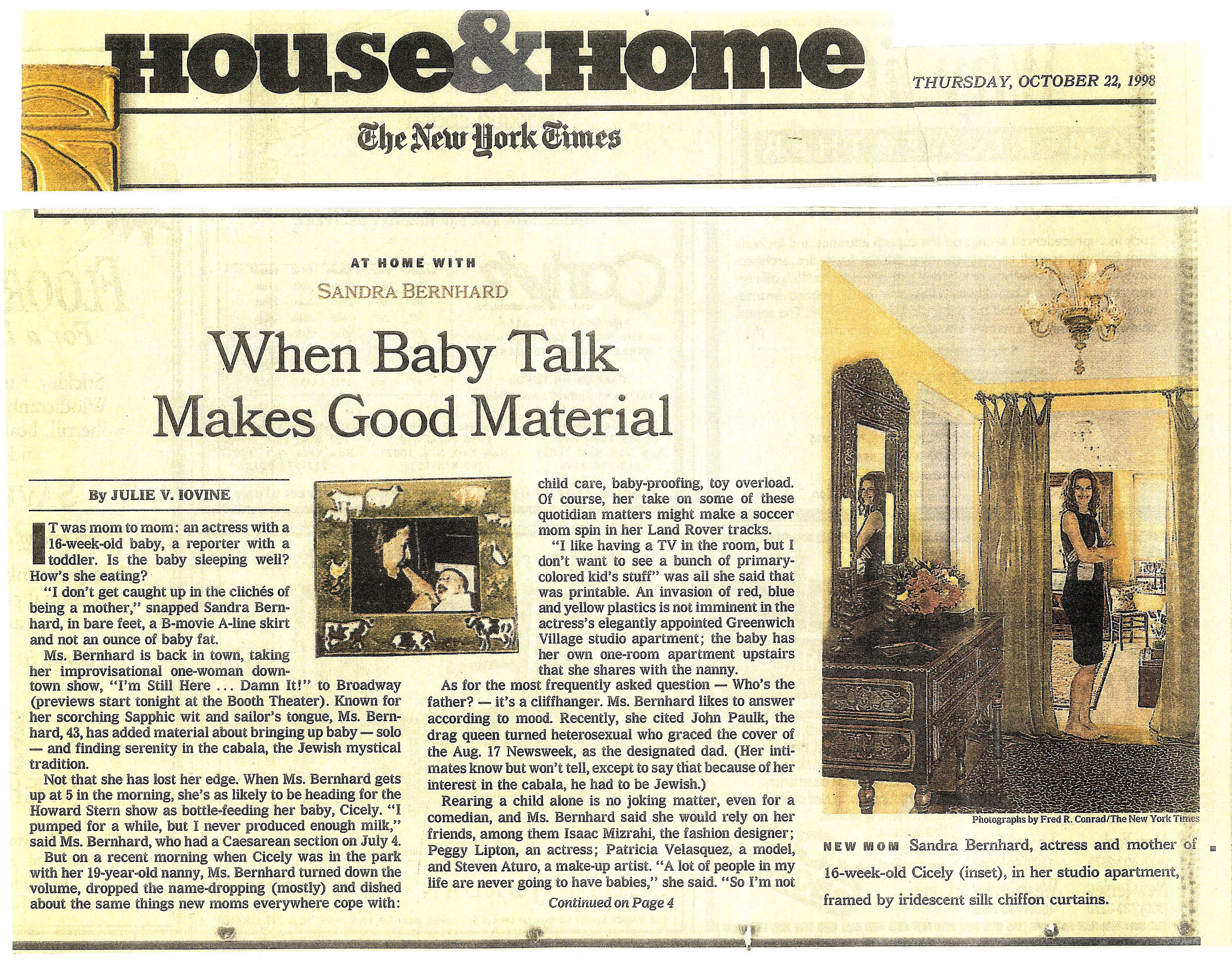 THE NEW YORK TIMES OCTOBER 22 1998 PAGE1.jpeg