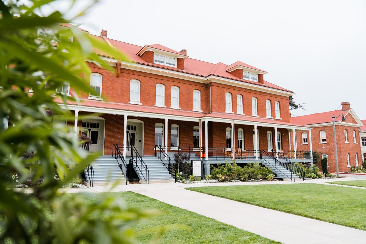 Lodge at the Presidio