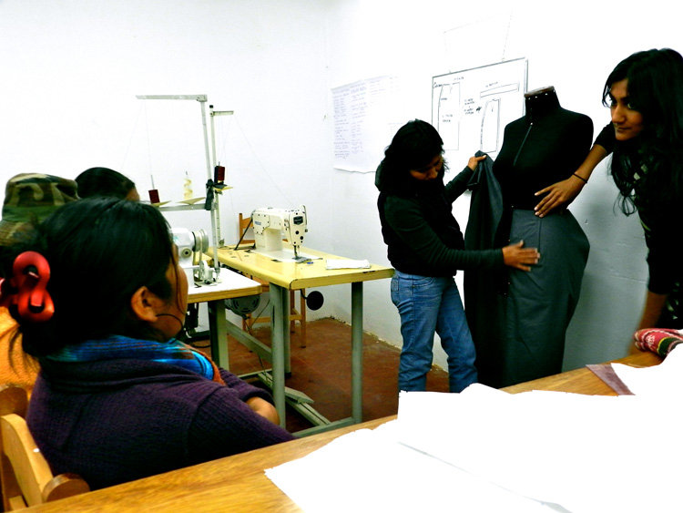Photo from Awamaki Lab's  Global Giving Campaign Updates .