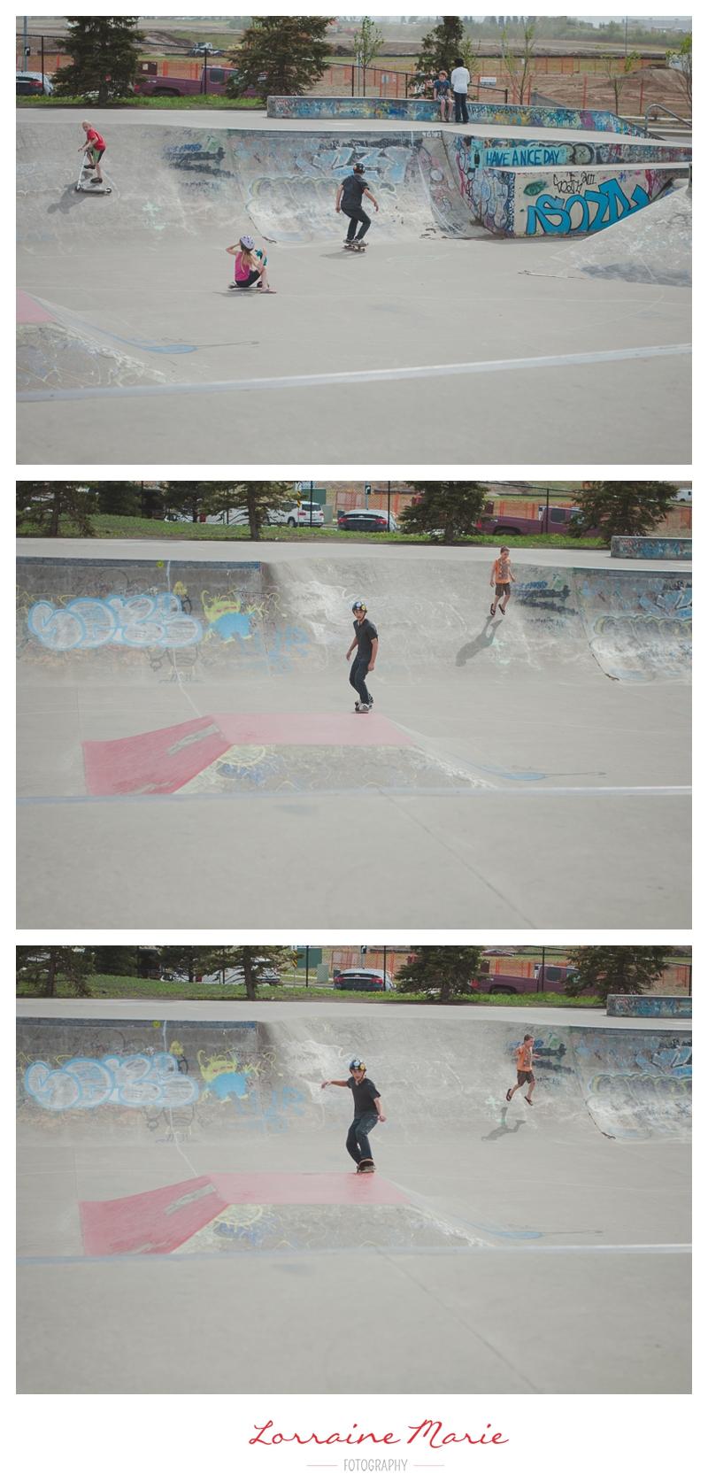 Edmonton Skateboard Park