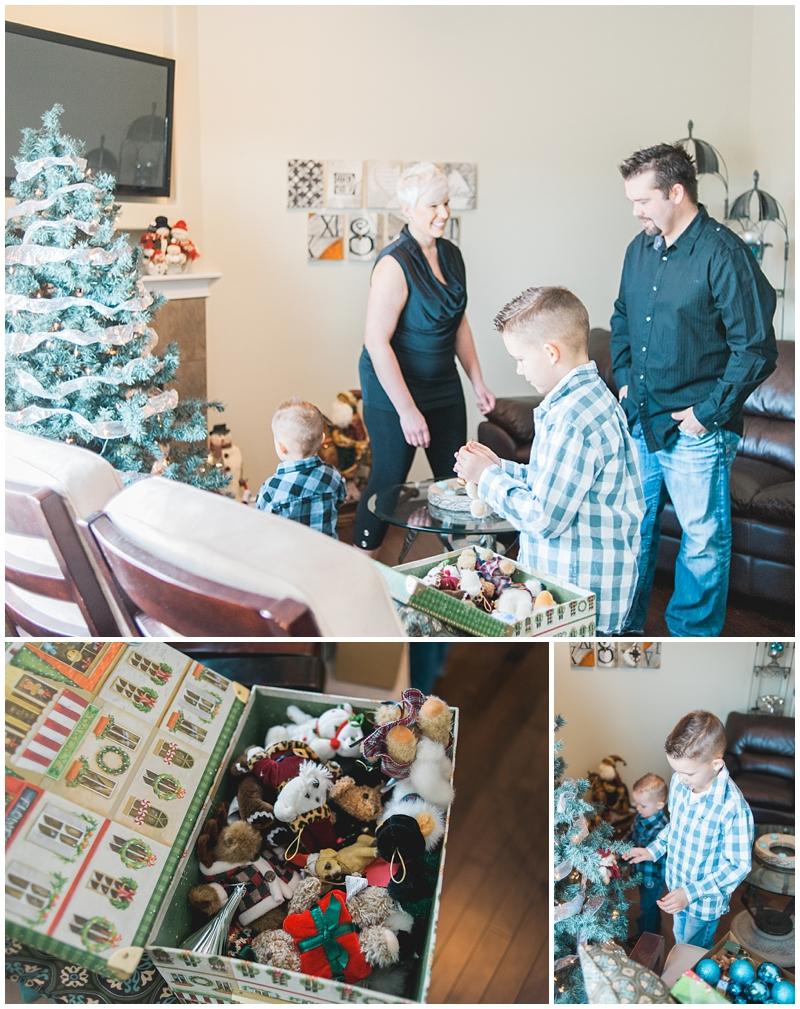 Edmonton Windermere Christmas Photo Session