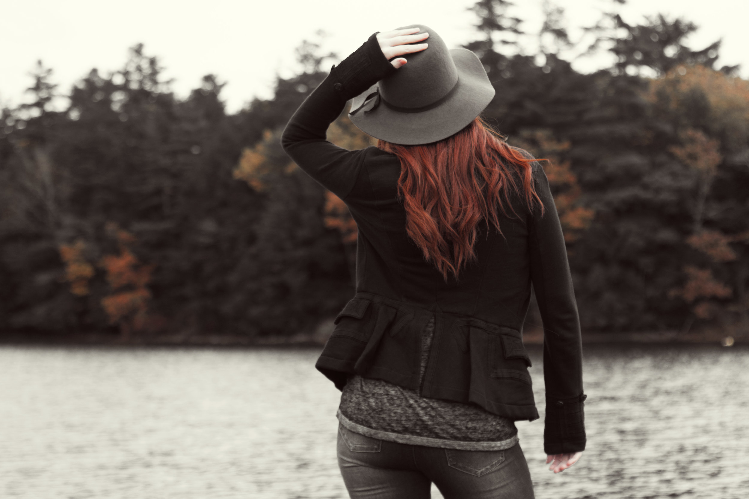 Fashion Photography in Fall