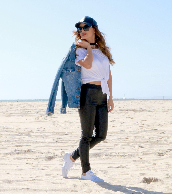 California beach fashion photography