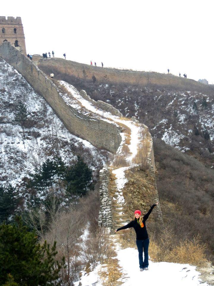 Hike Great Wall of China