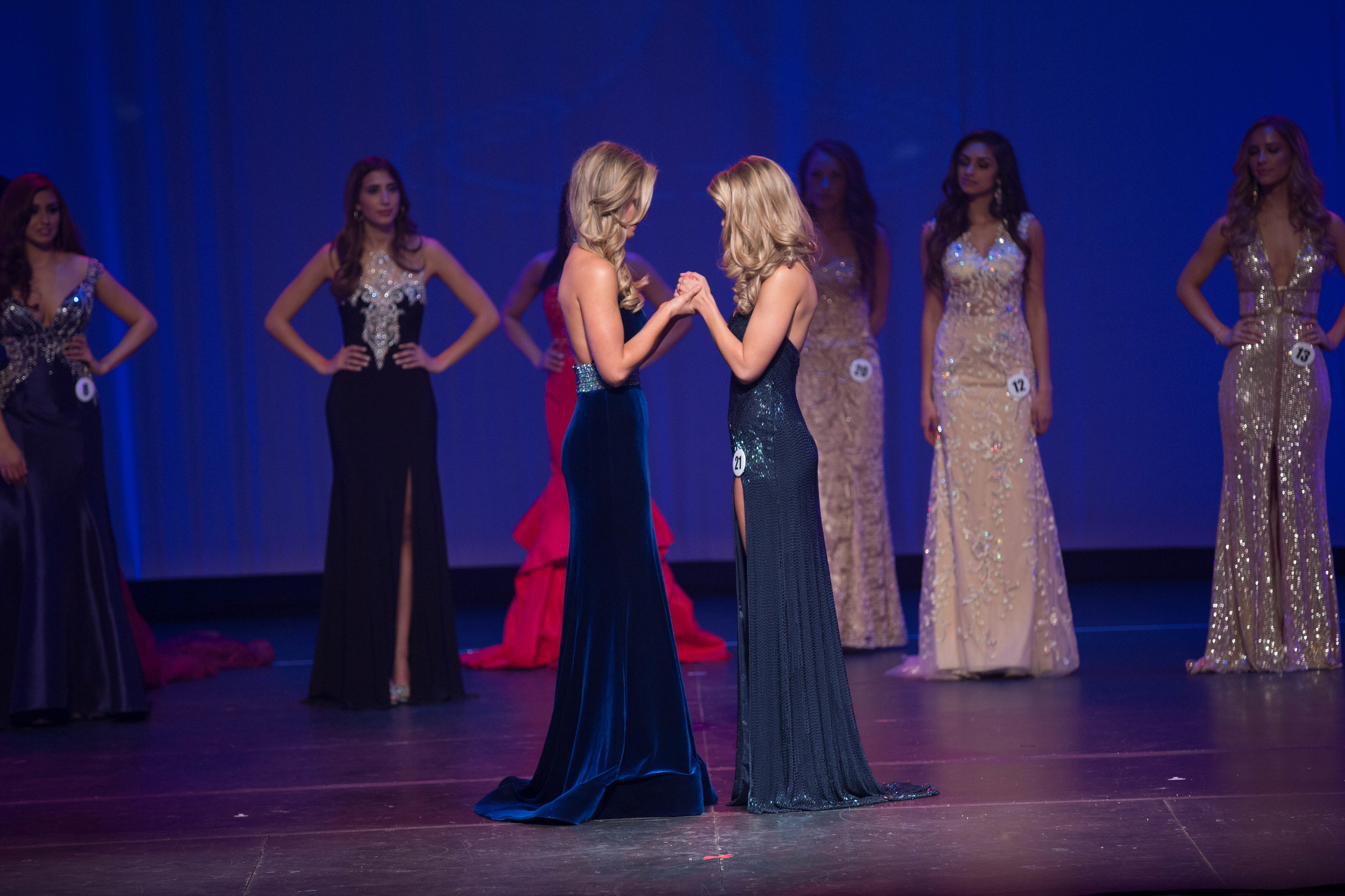 The Next Miss Connecticut USA is..... - Not me