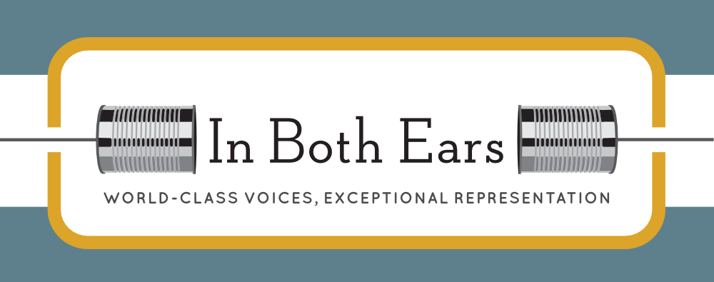 In Both Ears VO Talent