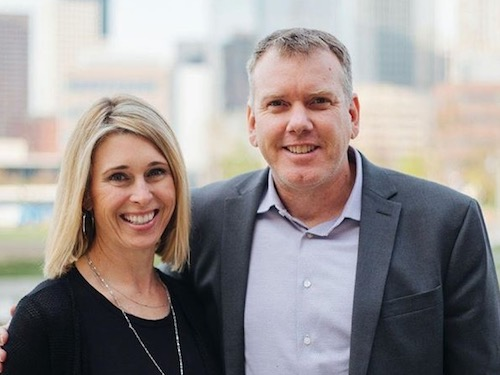 Erik and Nikki Boye - Eric is a Team Leader at 8z Real EstateDevelopment and Advisory BoardThree-time Glass Half Full attendeesGlass Half Full hostsNikki was a Venus de Miles Rider8z has sponsored four Scholars8z is a four year Venus de Miles SponsorFirst-time Annual Inspire hosts