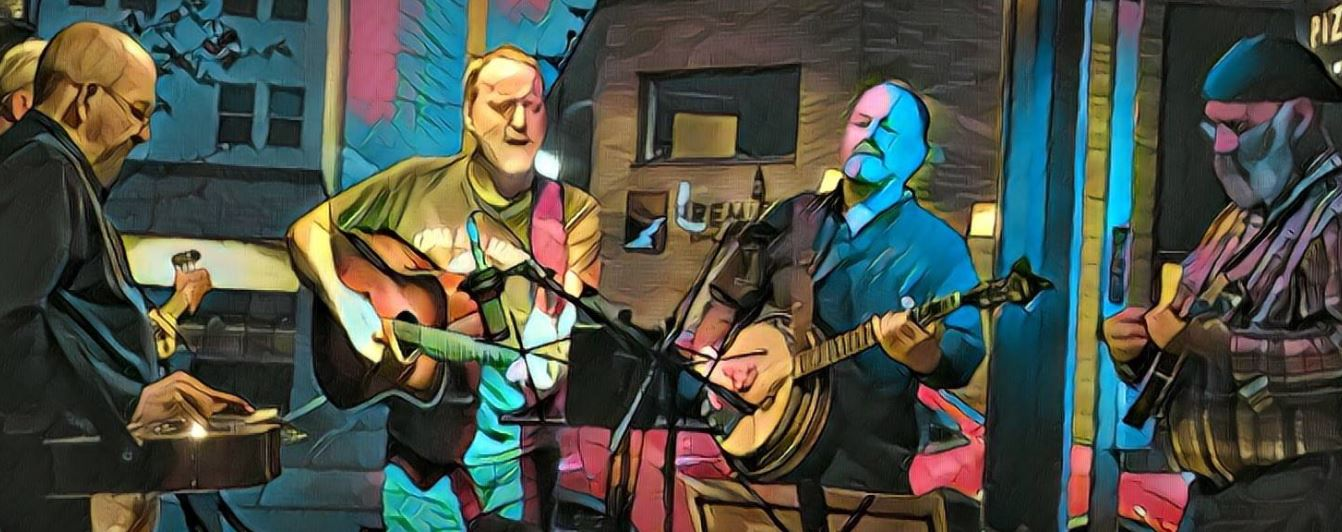 Sat. June 15th | 8-11pmHalf Grassed - Old-school Country, R&R, R&B, and Bluegrass. All by some seasoned musicians. Don't miss it!