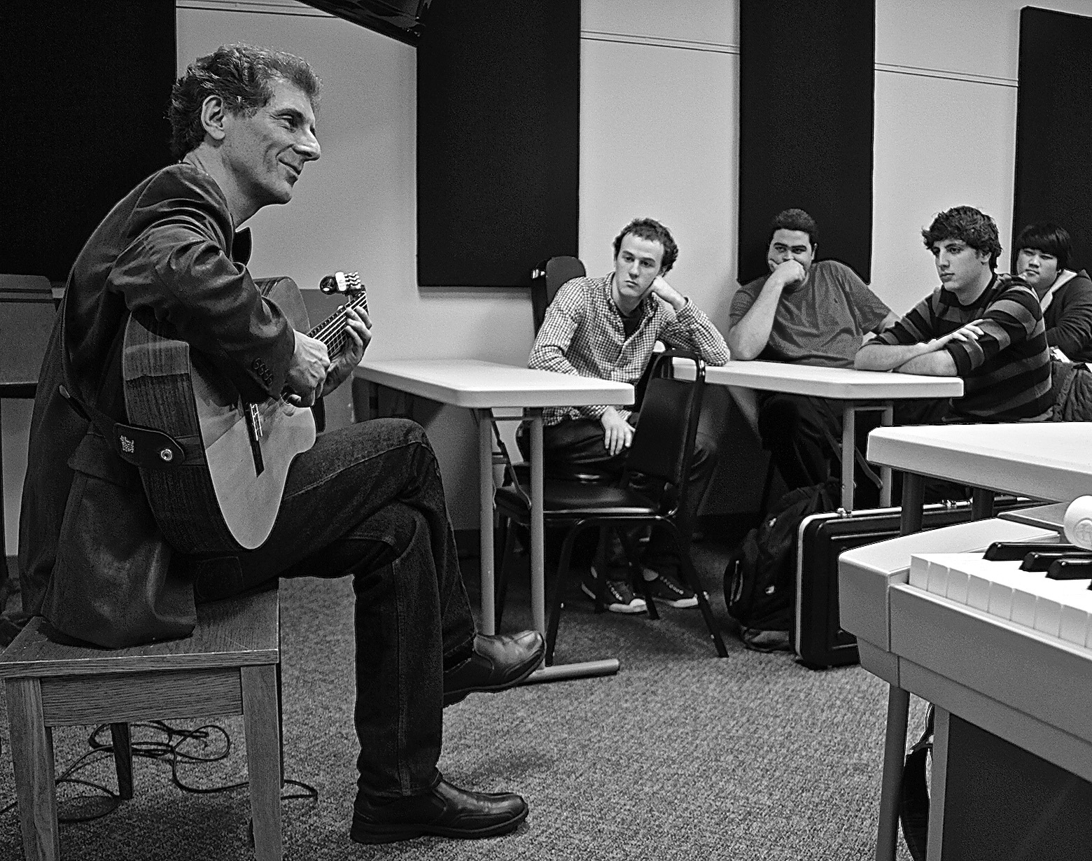 Brazilian Guitar Workshop at McNally Smith College of Music