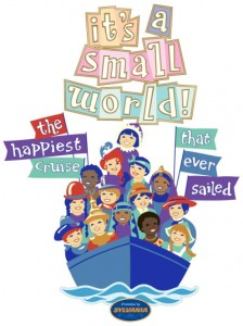 It is a small world in a vast universe. We need each other. It is the truth. Do you know it today?