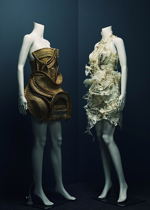Charity Harris-Southernoids- Fashion Sculpture