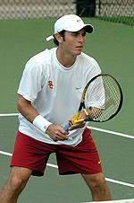 Ruben Tores USC Trojens Natioanl Champion Pac 10 Medal winner 2007