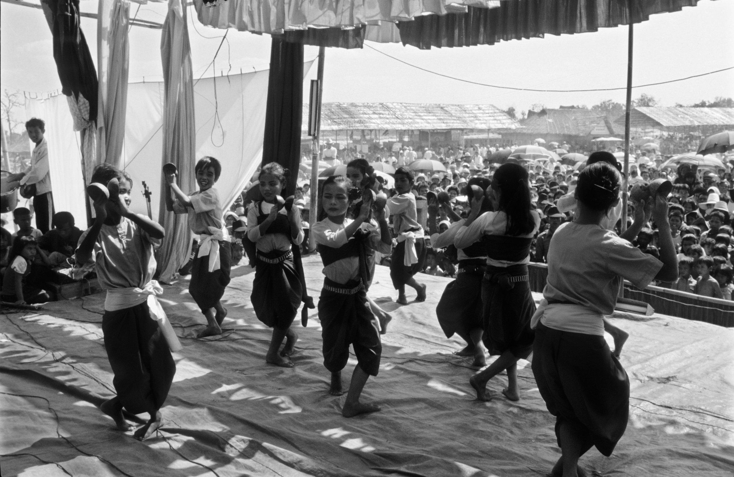 Toni Shapiro-Phim, Cambodia, Free Body Project