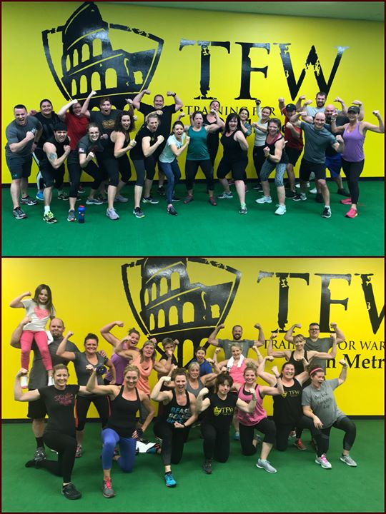 """""""The purpose of life is not to get THROUGH it. The purpose is to GET FROM it and share that with the next in line."""" Martin Rooney ('Rooney Rules') Train More Fear Less! 🐉 👉 http://ift.tt/1MCk6s5 👈 #TFWSouthMetro #TFW4LIFE"""