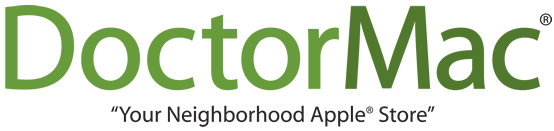 """DoctorMac - """"Your Neighborhood Apple® Store"""""""