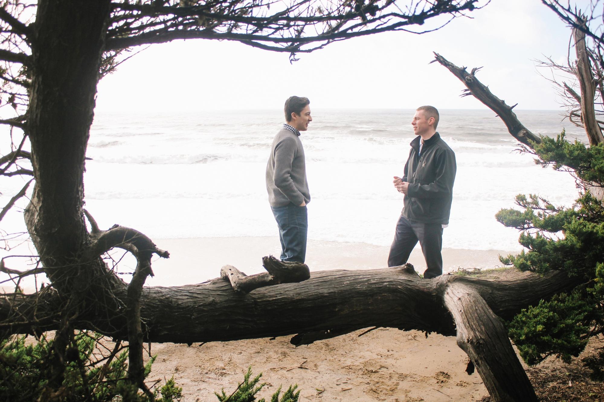 Bryan and Joe