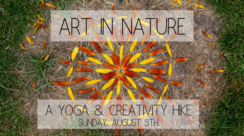 Start your Sunday with a yoga hike of a different color! Jen Wyatt of Wander Free Wellness will lead you on a guided nature walk through Middlesex Fells Reservation, followed by a guided yoga class, nature meditation, and art in nature workshop.  The Fells Reservation is one of Massachusetts best kept secrets. Being only 15 minutes outside of Boston and right off 93 it provides the perfect location to get away without having to go very far. Its rolling hills and gorgeous water views will make you believe you've been transported hours away into the forests of New Hampshire or Vermont... you won't believe your eyes :)  Location: Middlesex Fells Reservation, Winchester MA (Entrance in front of 52 Hillcrest Parkway, Winchester)  Time Commitment: 3 Hours ( Give yourself time on either side)  What to Expect:  One hour guided nature walk/ mild hike followed by a one hour yoga flow and nature meditation. Our art theme for the day is mandalas and patterns in nature. We'll gather items found on our hike to create beautiful spirals, mandalas, and other types of ephemeral art.   What is ephemeral art? Fleeting. We'll create artwork on the ground with our found objects and pieces of nature, and then we'll leave it behind. It's soothing, meditative, and a practice in letting go and the impermanence of all things.  Due to the varying nature of the weather in New England our yoga practice could range from a mat practice, to a boots on practice.   What to bring: Sturdy sneakers or hiking boots Mat/towel you can hike with At least one liter of water Small backpack to carry your belongings Snacks and/or picnic lunch Optional: We will find items on our hike, but if you see beautiful or interesting items from nature (leaves, twigs, rocks, flowers, etc.) feel free to bring them with you!)  There are no refund or transfers for this event inside of 7 days prior.