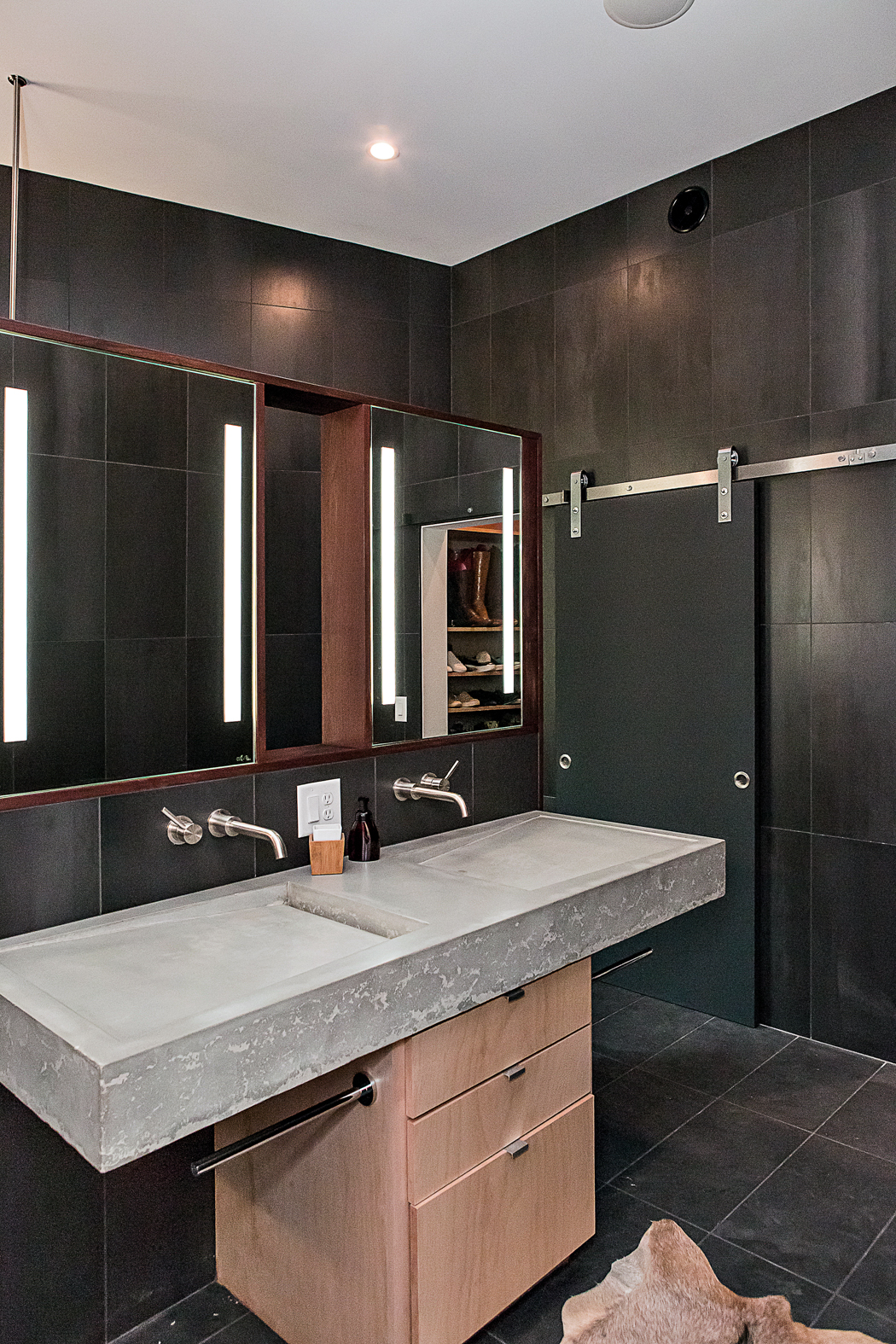 Serdar Custom Concrete Sink with Barn Door.jpg
