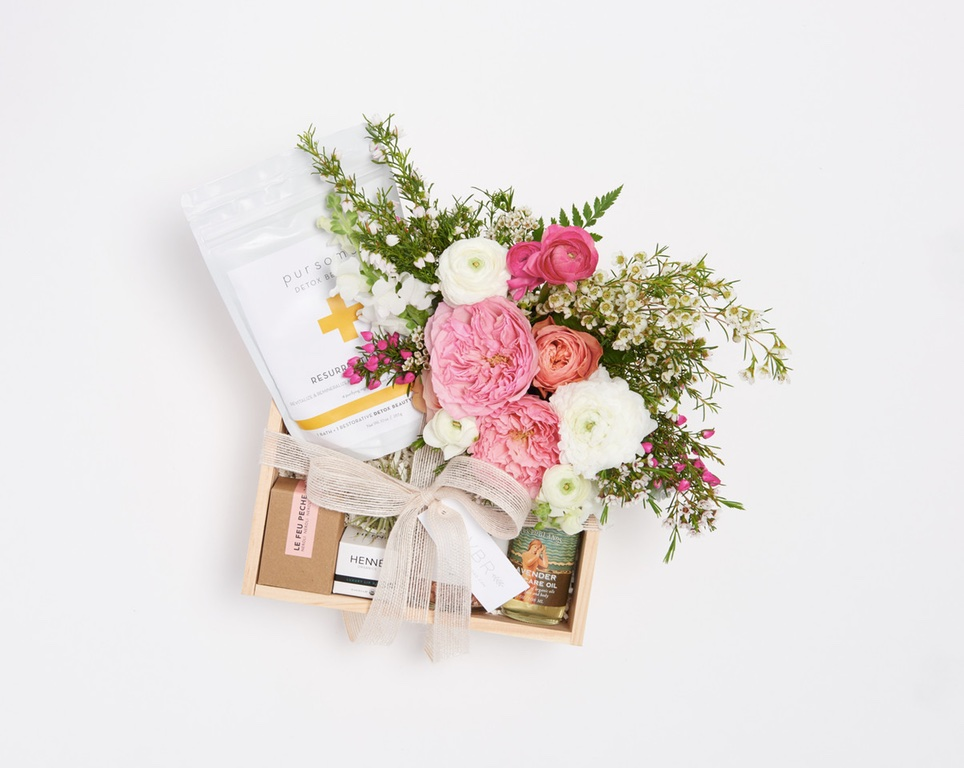 MOTHER'S DAY SPA BOX