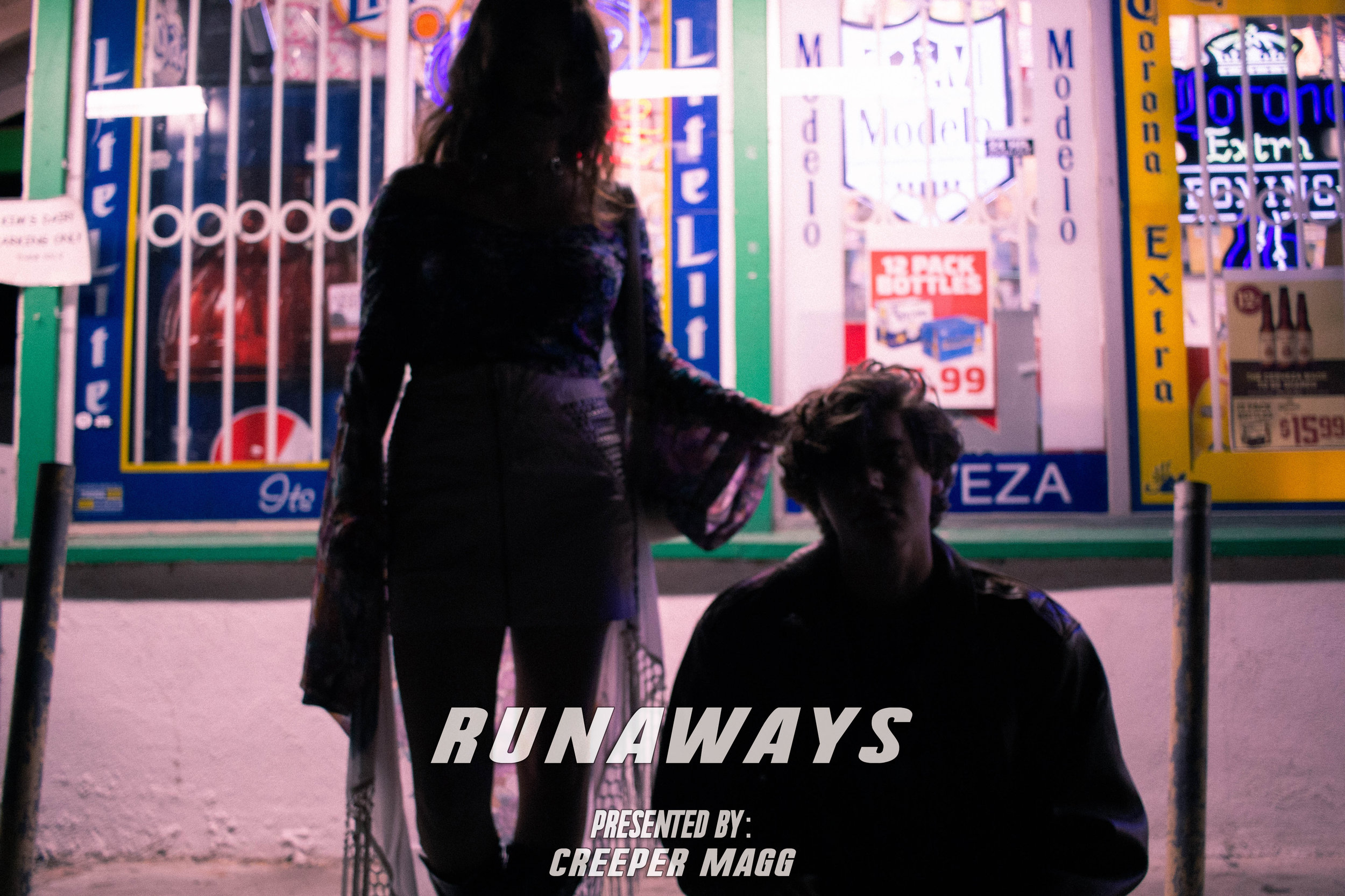 Runaways I - Film Stills/Lookbook