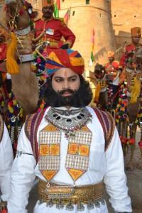 Mr. Desert Krishan Kumar