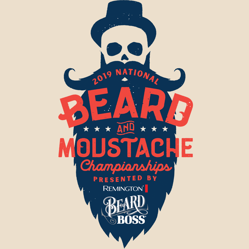 The 2019 National Beard and Moustache Championships are coming! We hope that you can join us!