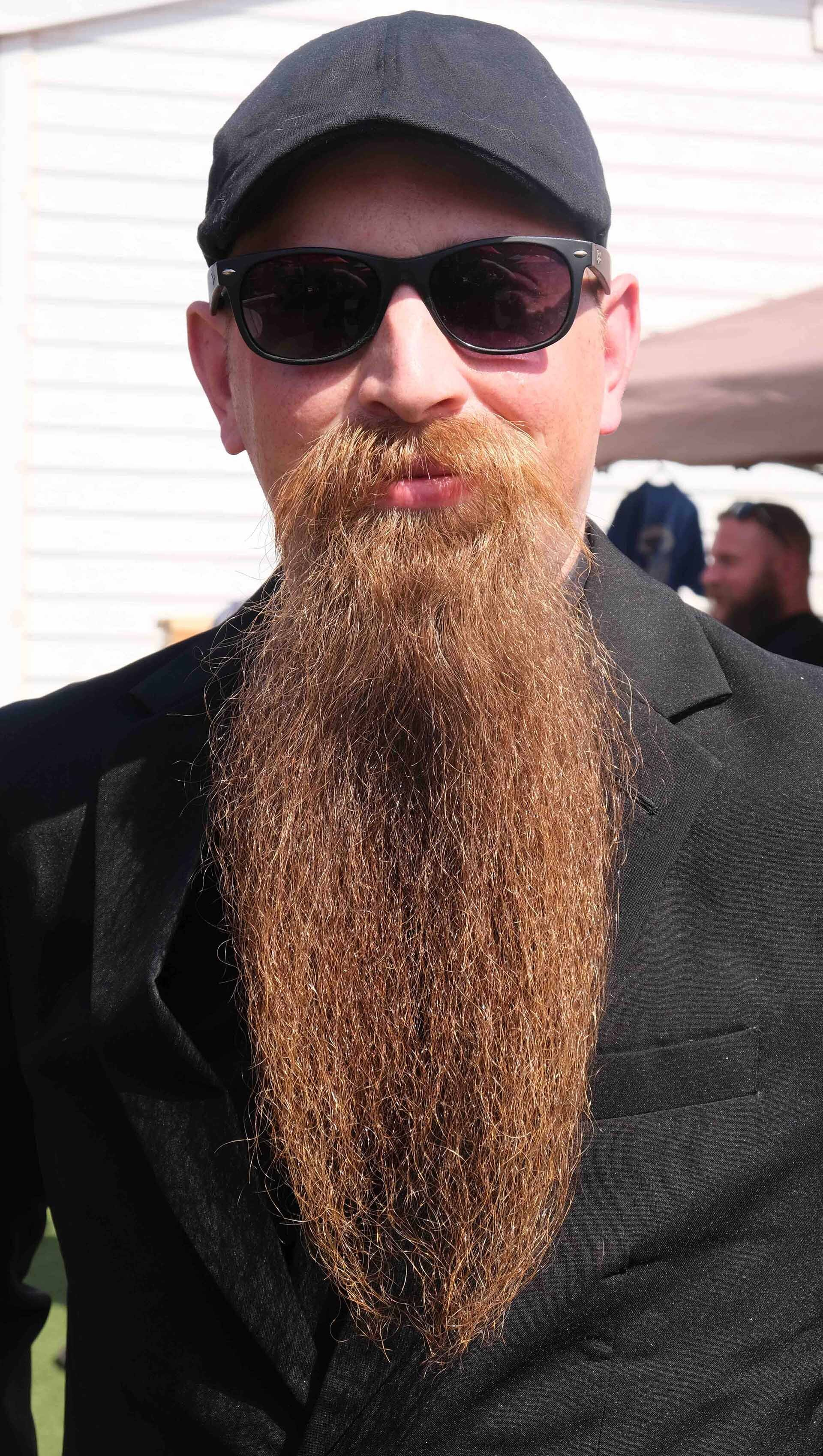 """Rising Star"" - Name: Andrew MattsonHometown: Sparta, WIOccupation: Production SupervisorClub and/or Product Affiliation: Minnesota Beard & Moustache CoalitionHow long have you been bearding? 2 YearsHave you won any awards? 12 1st, 11 2nd, and 2 3rd.Why do you do it and/or what is your favorite thing about it?I do it for the family aspect and charity. This community brought me out of my shell and allowed me to travel and meet friends."