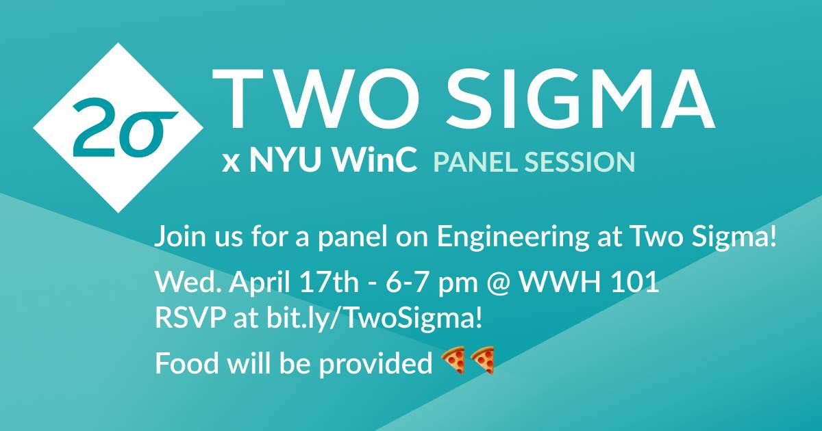 Past Events — NYU WinC