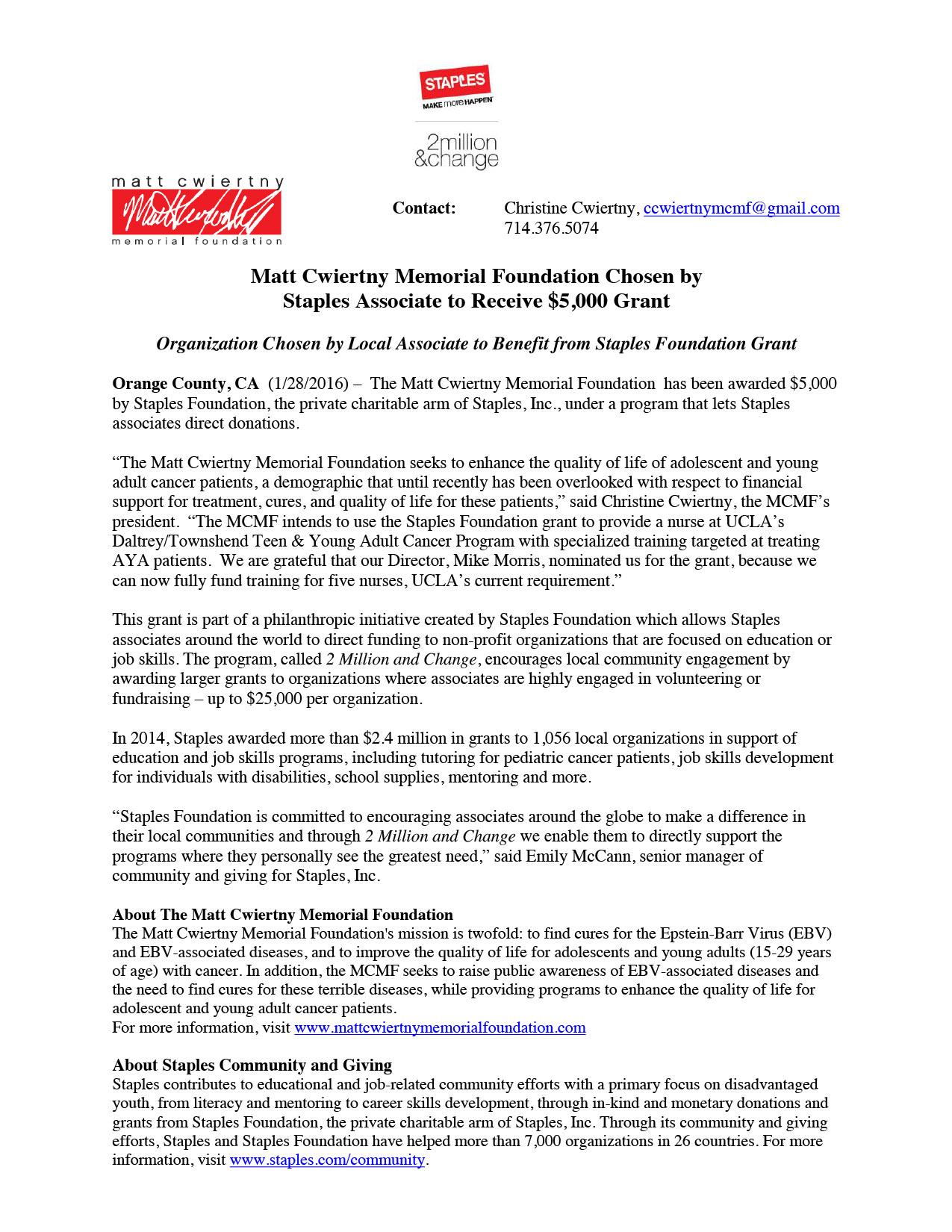 2016 Staples Foundation Grant to MCMF-c.jpg