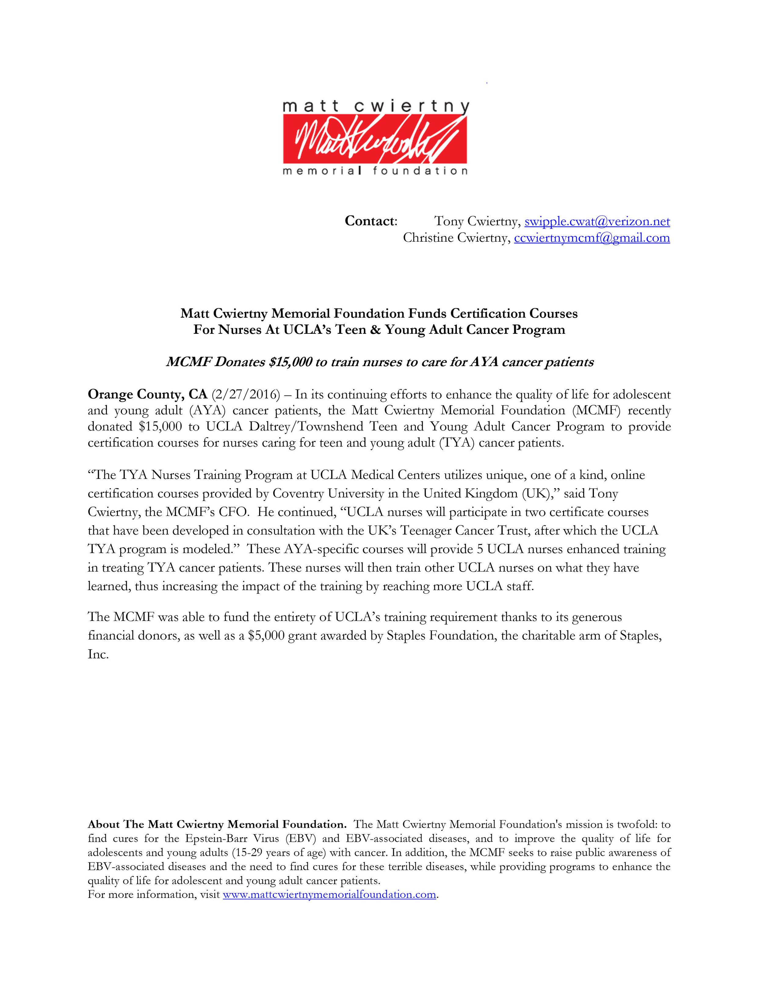 2016-2-29 - MCMF Press Release -  UCLA TYA Nurse's Training-c.jpg