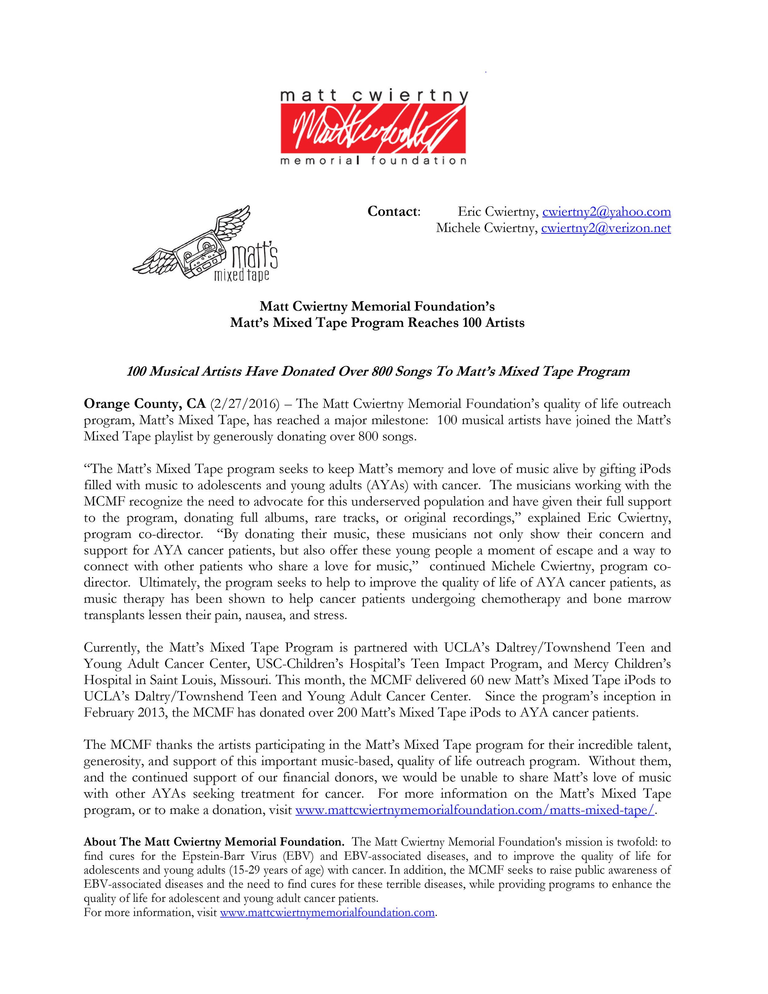 2016-2-29 - MCMF Press Release - Matt's Mixed Tape-c.jpg