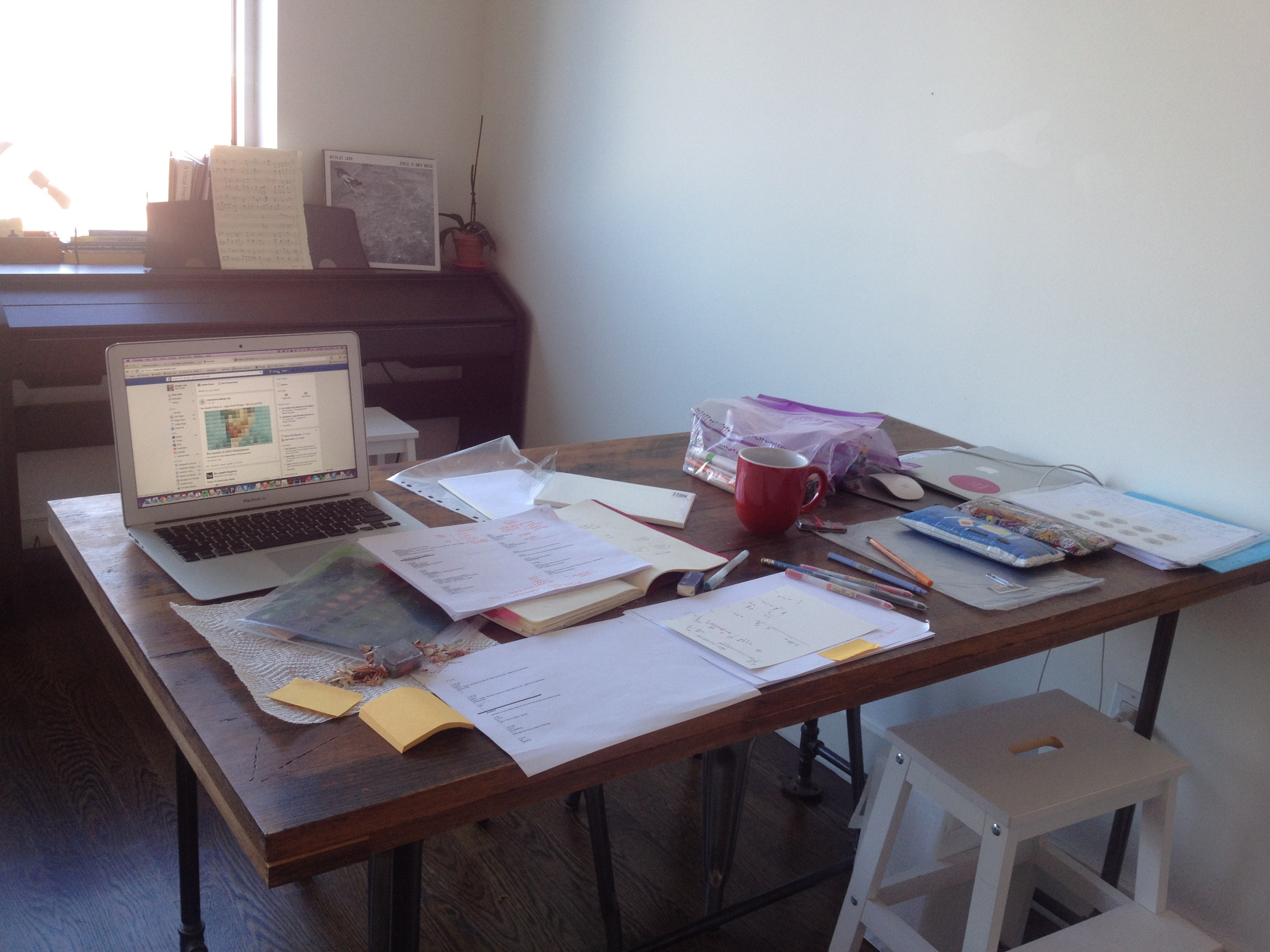 ...what a mess every time! :(