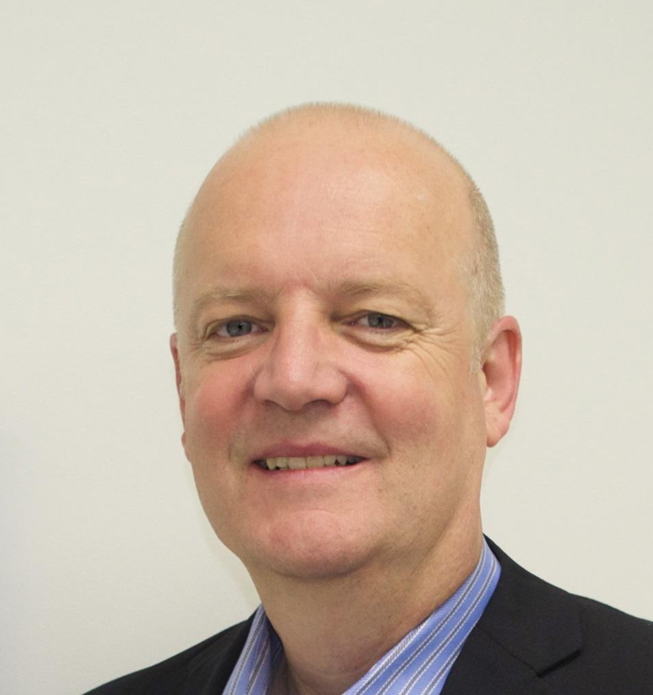 Andrew Cousin MBA '92