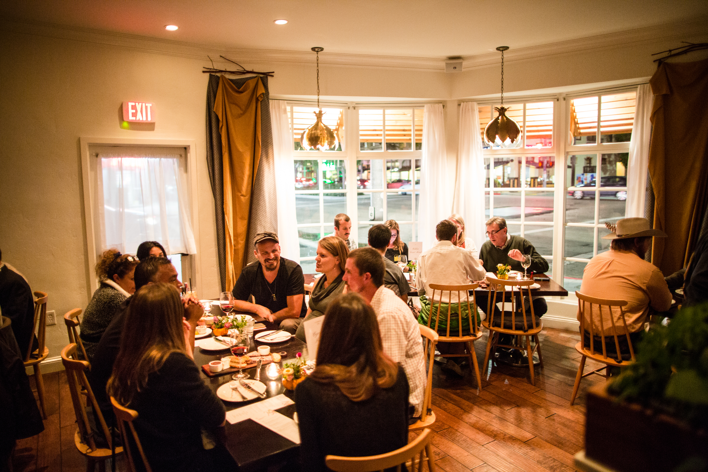 MAIN DINING ROOM   PRIVATE EVENT   Available for 'SEMI-PRIVATE' or 'FULL' Buyout option